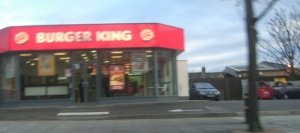 burger king - clapham south