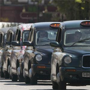 taxi-queue