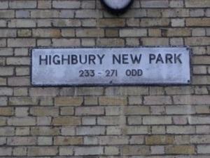 highbury-corner-sign