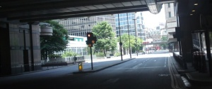 london wall II